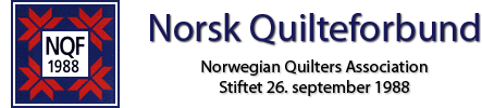 Norsk Quilteforbund - Logo