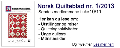 Norsk Quilteblad.'