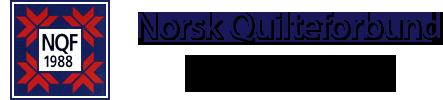 Norsk Quilteforbund – NQF - Norsk Quilteforbund er en interesseorganisasjon for alle som syr lappesøm og quilter,  – for amatører og profesjonelle, enten du syr lite eller mye, holder kurs og foredrag eller lever av quiltingen som en kunstform.