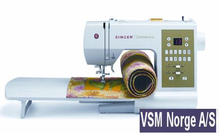 utlodningspremie fra VSM Norge a/s: Singer 7469Q