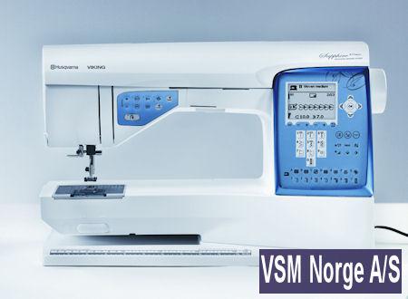 utlodningspremie fra VSM Norge a/s: Husquarna Sapphire 875