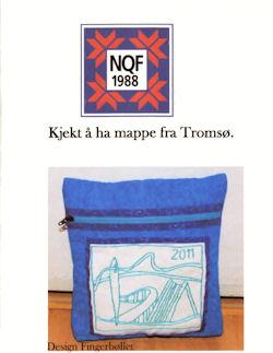 Et sømmelig minne fra Tromsø