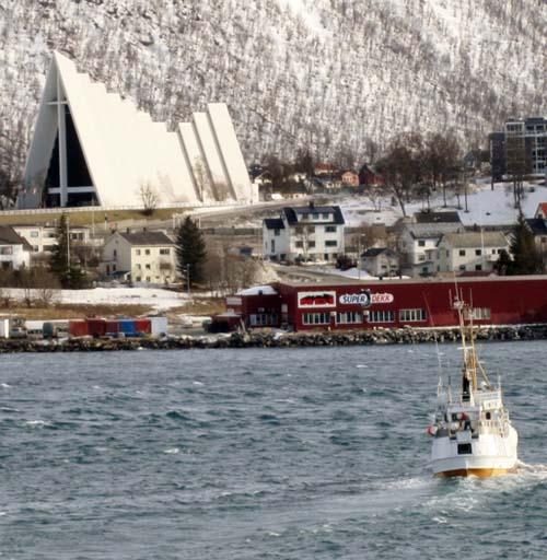 Hei! fra Tromsø