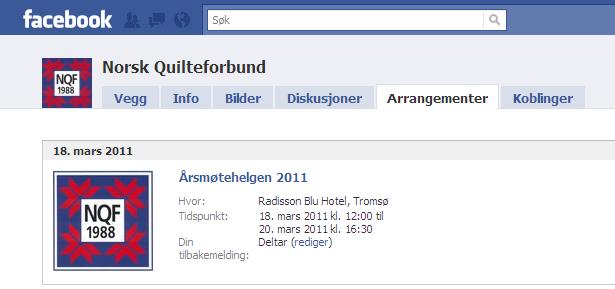 NQF på Facebook!