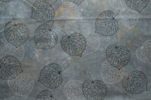 Kurs 19. Dekorer stoff med maling og blekepasta - Berit Tesdal