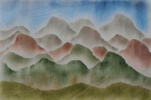 Kurs 20. Dekorer stoff med Paintstick - Berit Tesdal