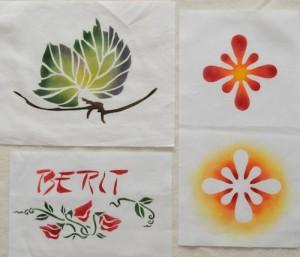 Kurs 20: Dekorer stoff med Paintstick – Berit Tesdal