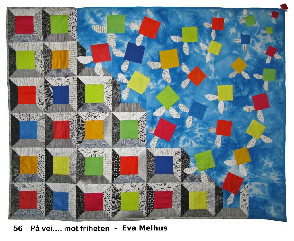 NQF gratulerer: Eva Melhus