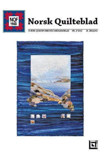 Norsk Quilteblad nummer 2/ 2012