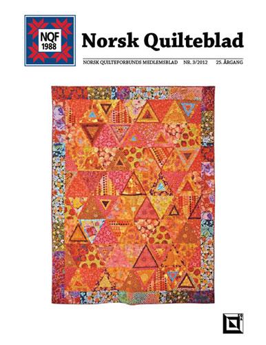 Norsk Quilteblad nummer 3/ 2012