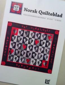 Norsk Quilteblad nr. 4-2012