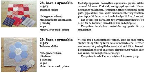 Påmelding på nett for Norsk Quiltetreff