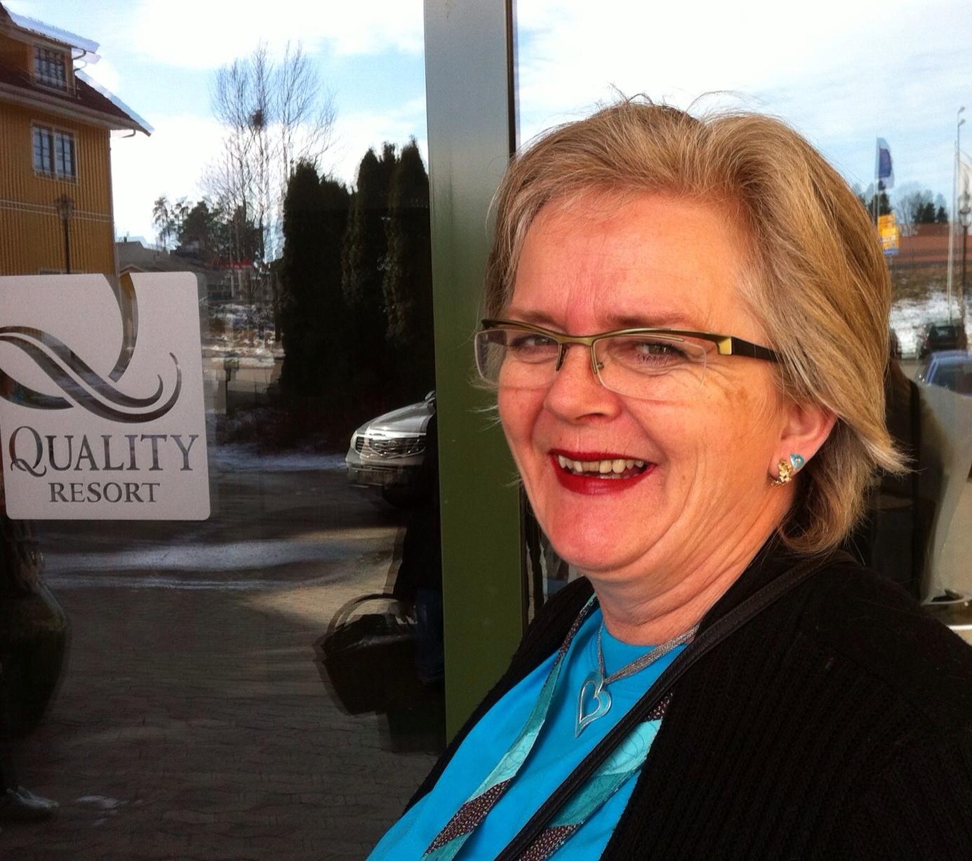 NQFs nye leder: Heidi Bolgnes