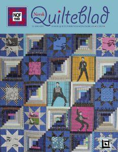 Norsk Quilteblad er snart på vei!