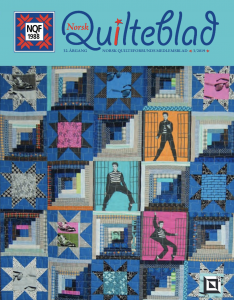 Norsk Quilteblad, nr. 3, 2019