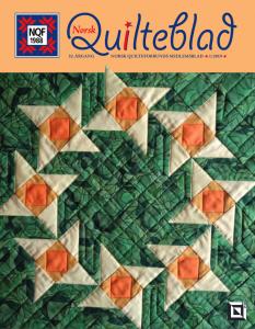 Norsk Quilteblad, nr. 1, 2019