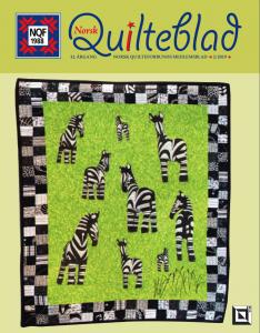Norsk Quilteblad, nr. 2, 2019