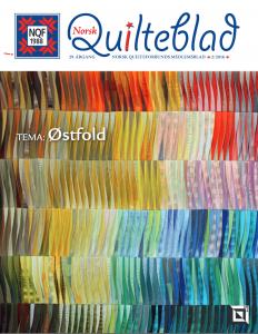 Norsk Quilteblad, nr. 2, 2016