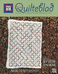 Norsk Quilteblad, nr. 4, 2018