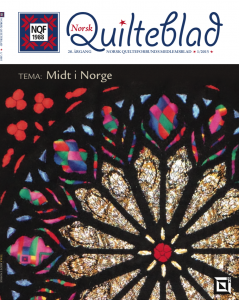 Norsk Quilteblad, nr. 1, 2015
