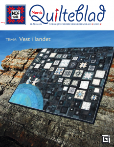 Norsk Quilteblad, nr. 2, 2015