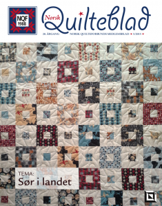 Norsk Quilteblad, nr. 3, 2015