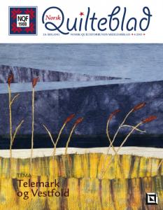 Norsk Quilteblad, nr. 4, 2015