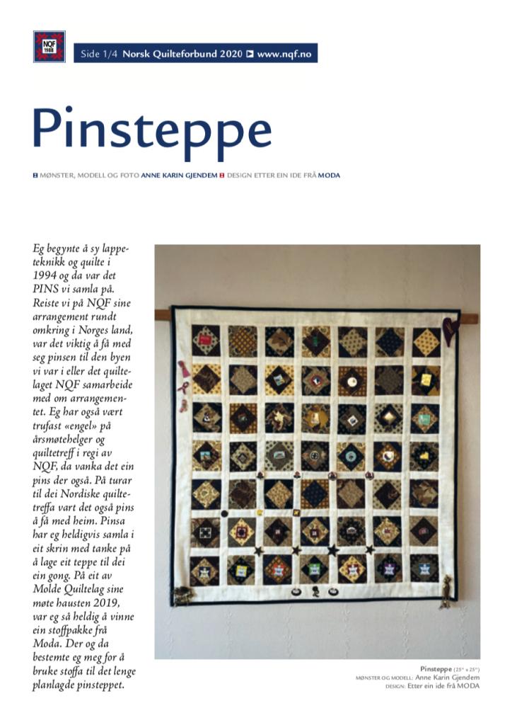 Pinsteppe