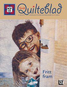 Norsk Quilteblad 3, 2020