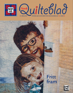 Norsk Quilteblad, nr. 3, 2020